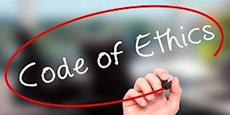 Code of Ethics - Pledge for Performance  - 3 Hour CE - Live Zoom Streaming tickets