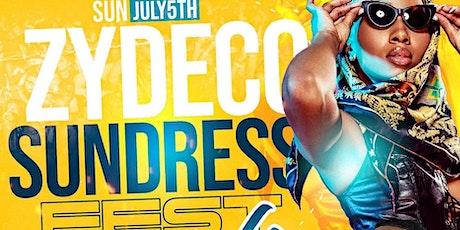 Zydeco Sundress Fest with Lil Nate Live tickets