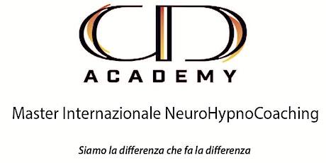 """Ass.Master  in Ipnosi e tecniche ipnotiche applicate """"NeuroHypnoCoaching"""" biglietti"""