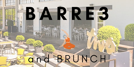 barre3 + brunch at TWO urban licks tickets
