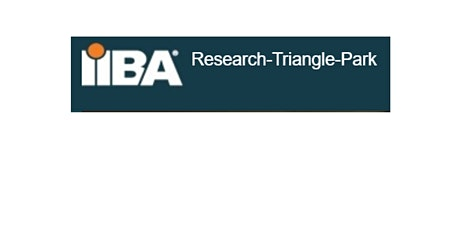 RTP IIBA - 2020 BABOK v3 Virtual Study Group tickets