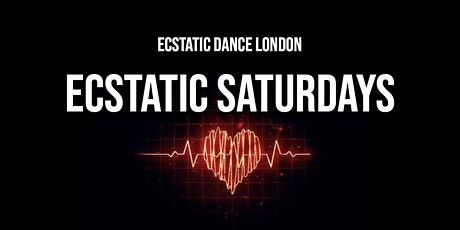Ecstatic Saturday's ONLINE: Ecstatic Dance + Cacao/Tea Ceremony tickets