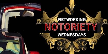 NOTORIETY NETWORKING WEDNESDAYS - WHISKY MISTRESS tickets