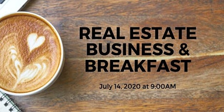 Real Estate Business & Breakfast tickets