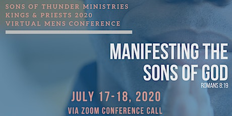 Kings & Priests 2020 Virtual Men's Conference tickets