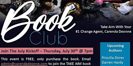 The TAKE AIM Women's Book Club tickets