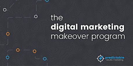 The Digital Marketing Makeover Program tickets