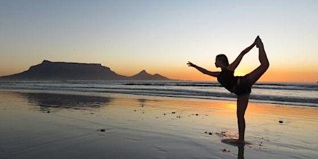 Yoga online y en la playa entradas