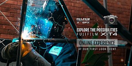 Fujifilm X-T4 Tech Talk w/ Competitive Cameras billets