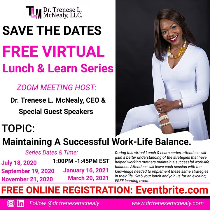 Part 5 - Virtual Lunch & Learn Series image