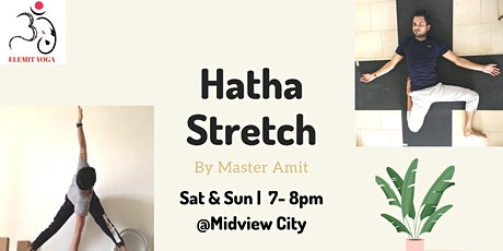 Hatha Stretch tickets