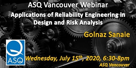 Applications of Reliability Engineering in Design and Risk Analysis Tickets
