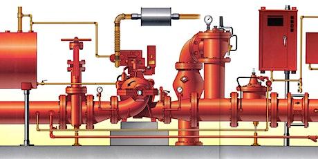 #4. Funcionamiento de Redes de Incendio en Base a Agua. Sala Virtual® entradas
