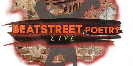 BeatStreet Poetry Live  Best Sunday Social Distancing (Limited Seating) tickets