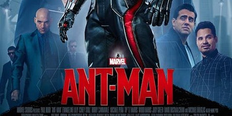 Ingersoll Auto Pop-up Drive-in _ANT-MAN (2015) tickets