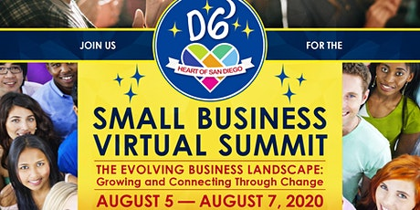 D6 Summit 2020 tickets