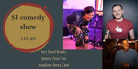 July Comedy Show tickets