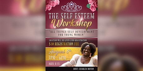 The Self Esteem Workshop tickets