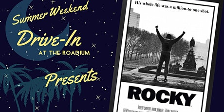 Rocky: Summer Weekend Drive-In at the Roadium tickets