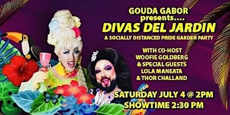 Divas Del Jardin: A Socially Distanced Pride Garden Party tickets