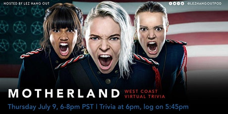 Motherland: Fort Salem Virtual Trivia - West Coast tickets