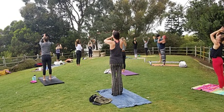 OUTDOOR YOGA - ENCINITAS tickets