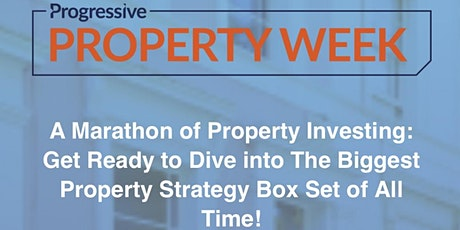 Property Investing Strategy Week tickets