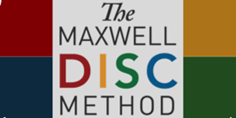 Be Your Berry Best by learning your Maxwell DISC Behavioral Style tickets