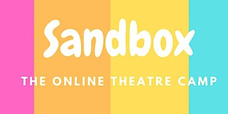 Sandbox Summer Camp: July 20  - 24 tickets
