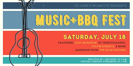MUSIC + BBQ FEST! tickets