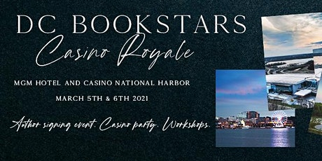 DC Bookstars Signing & Casino Royale tickets