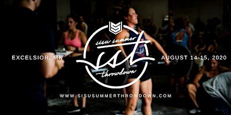SISU Summer Throwdown 2020 tickets