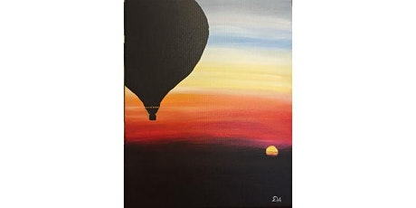 """Balloon Sunrise"" Saturday July 11th, 11:30AM $25 tickets"