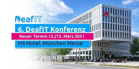 DeafIT Konferenz 2021 Tickets