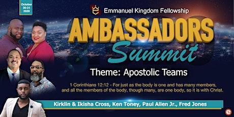Ambassadors Summit tickets