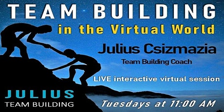 TEAM BUILDING in the Virtual World tickets