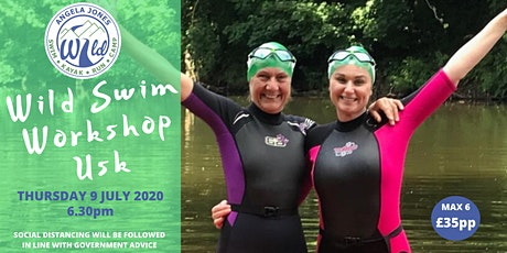 Introduction to Wild Swimming (Usk) tickets