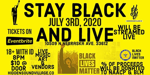 Stay Black & Live Unity Festival