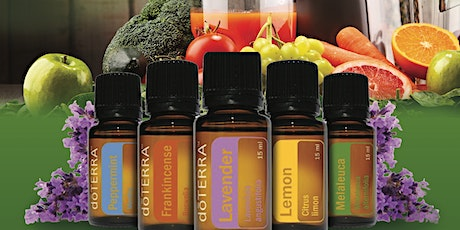 FREE:  5-DAY  ESSENTIAL OILS JUICE CHALLENGE STUDY tickets