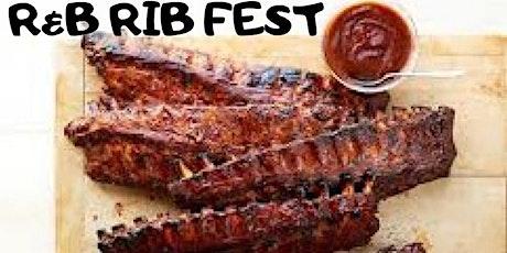 R&B RIB FEST tickets