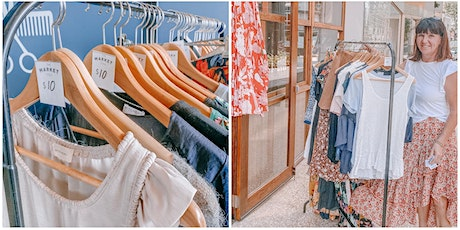 18th October - Pre-Loved Rack Sale - Coorparoo Square x The Market Folk tickets