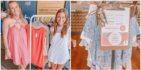 22nd November - Pre-Loved Rack Sale - Coorparoo Square x The Market Folk tickets