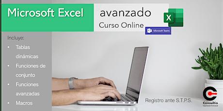 Microsoft Excel  Avanzado entradas