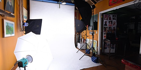 Intro to the Photography Studio + Strobe Modifiers & Effects tickets