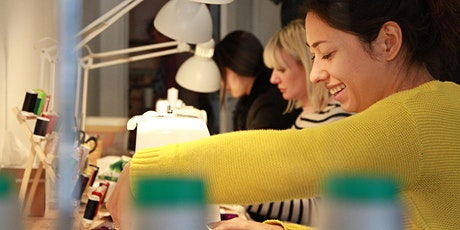 Sew Monthly - Daytime classes tickets