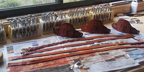 First Basic Belt Workshop at Leffler Leather with Les Williams tickets