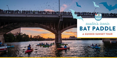 Bat Paddle - A Guided Sunset Tour tickets