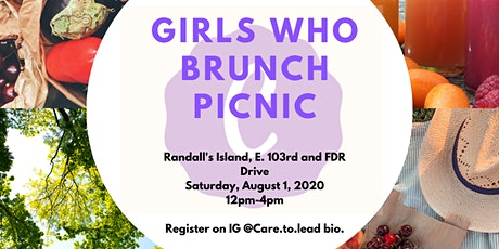 Girls Who Brunch Picnic tickets