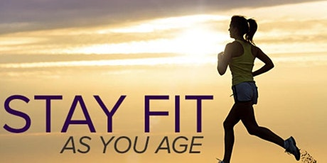 Master Class Workout: How to Stay Fit As You Age tickets
