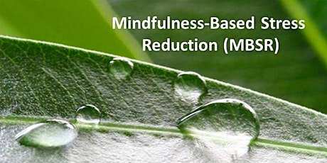 MBSR Mindfulness-Based Stress Reduction Online Course  from Jul 18 tickets